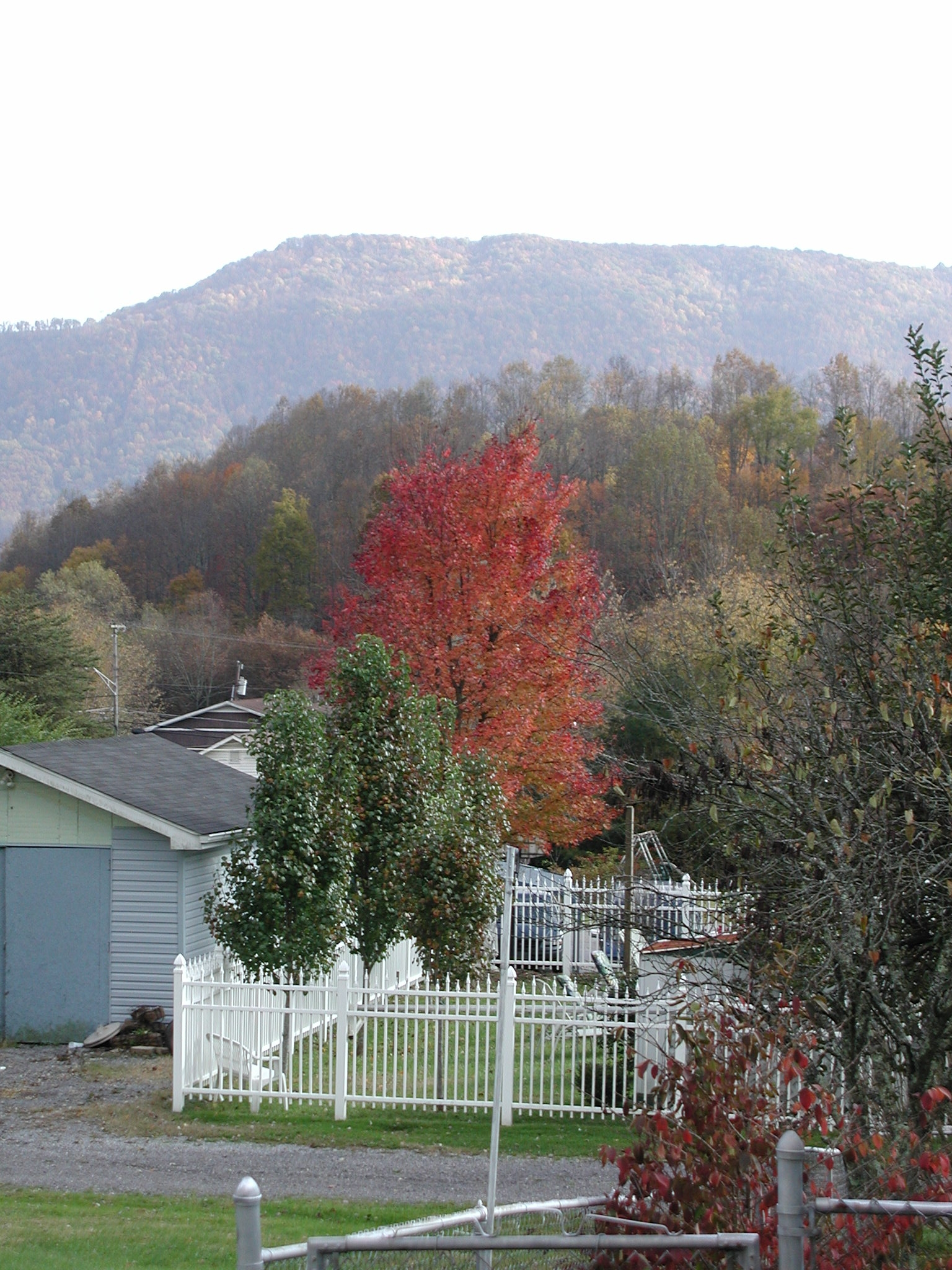 Fall in Big Stone Gap, VA
